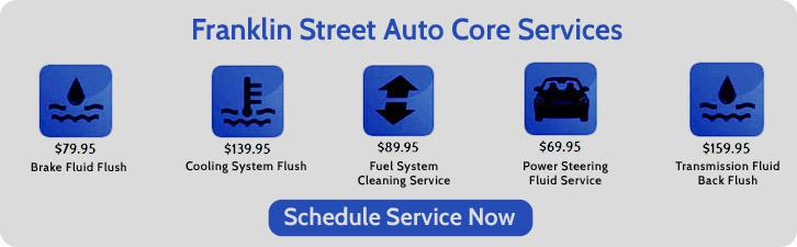 Franklin Street Auto Core Services