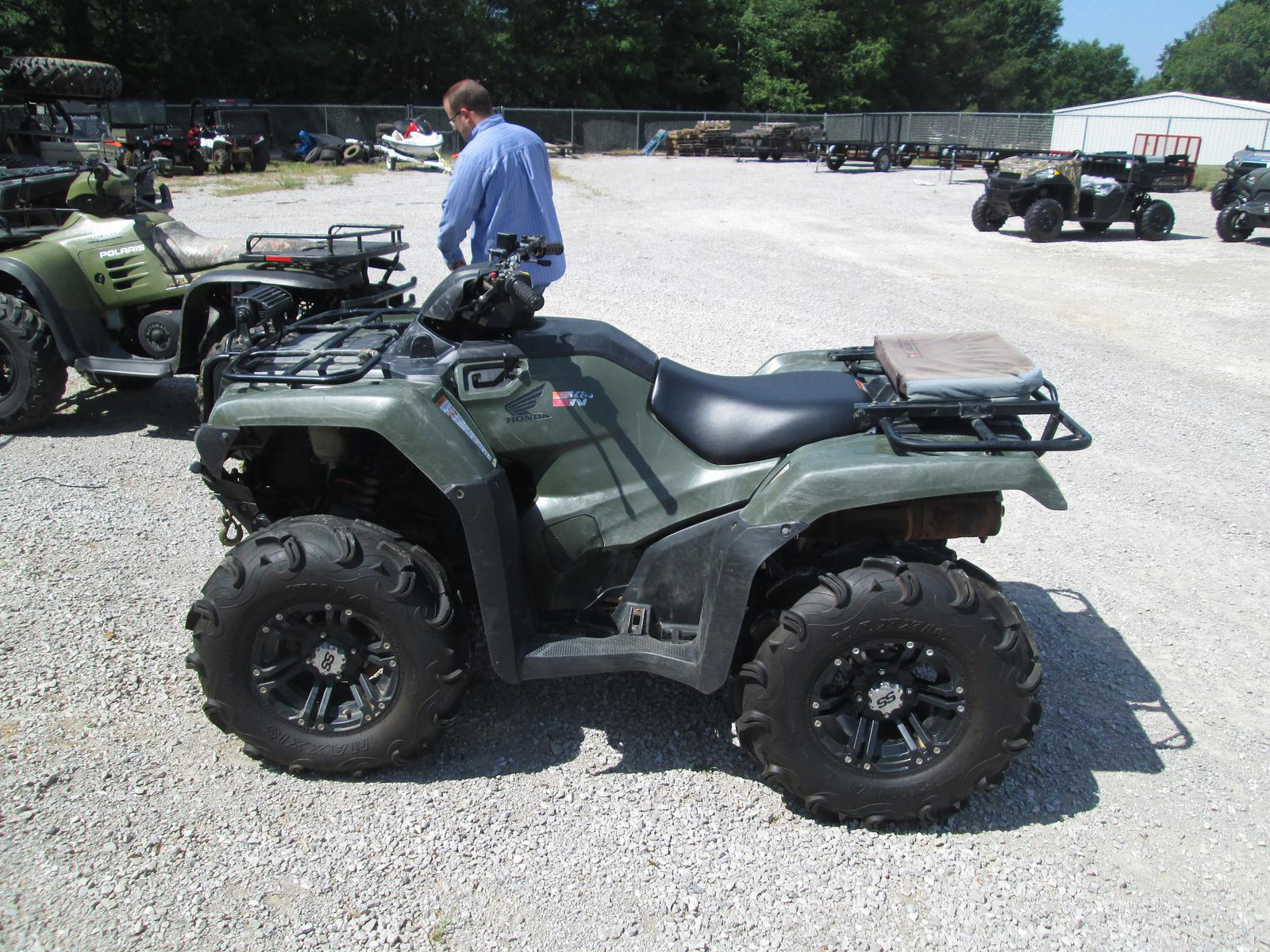 2014 Honda Rancher 420 For Sale In Corinth Ms Crossroads Outdoors