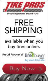 Buy Tires Online in Hollister, CA