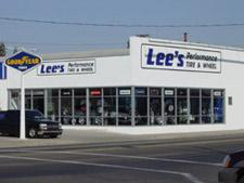 Lee's Performance Tire & Wheel