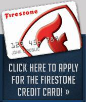 Click here to apply for the Firestone credit card!
