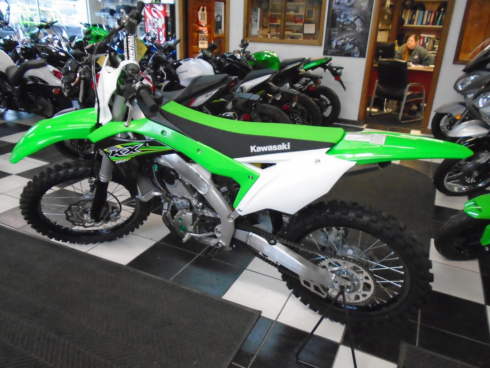 2017 Kawasaki KX™250F for sale in Bridgeport, WV | Leeson's