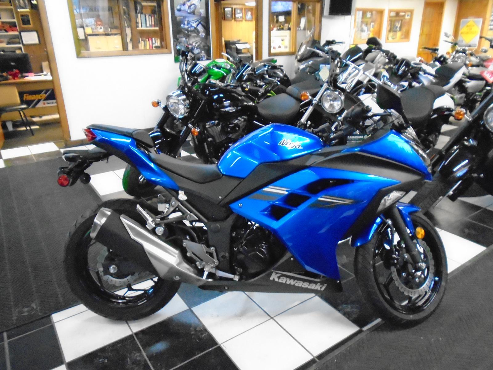 2017 Kawasaki Ninja 300 For Sale In Bridgeport Wv Leesons Import