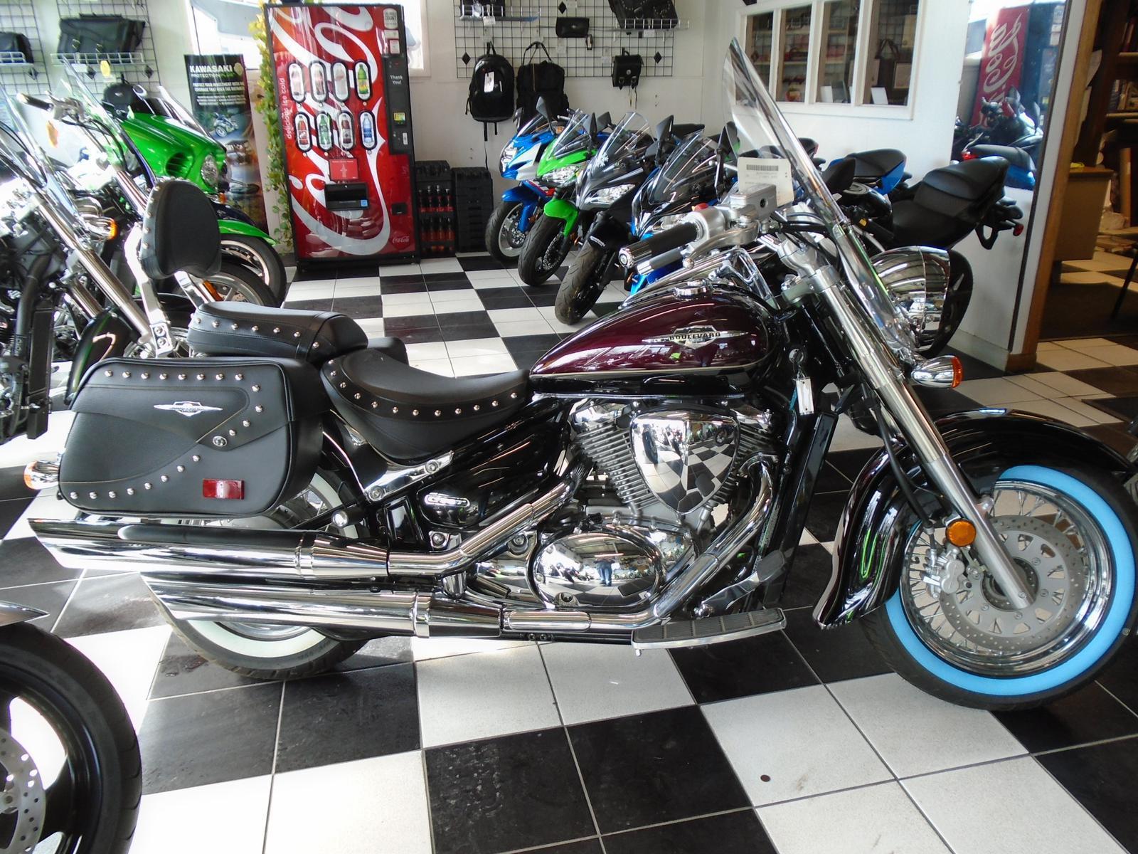 2015 Suzuki Boulevard C50T for sale in Bridgeport, WV