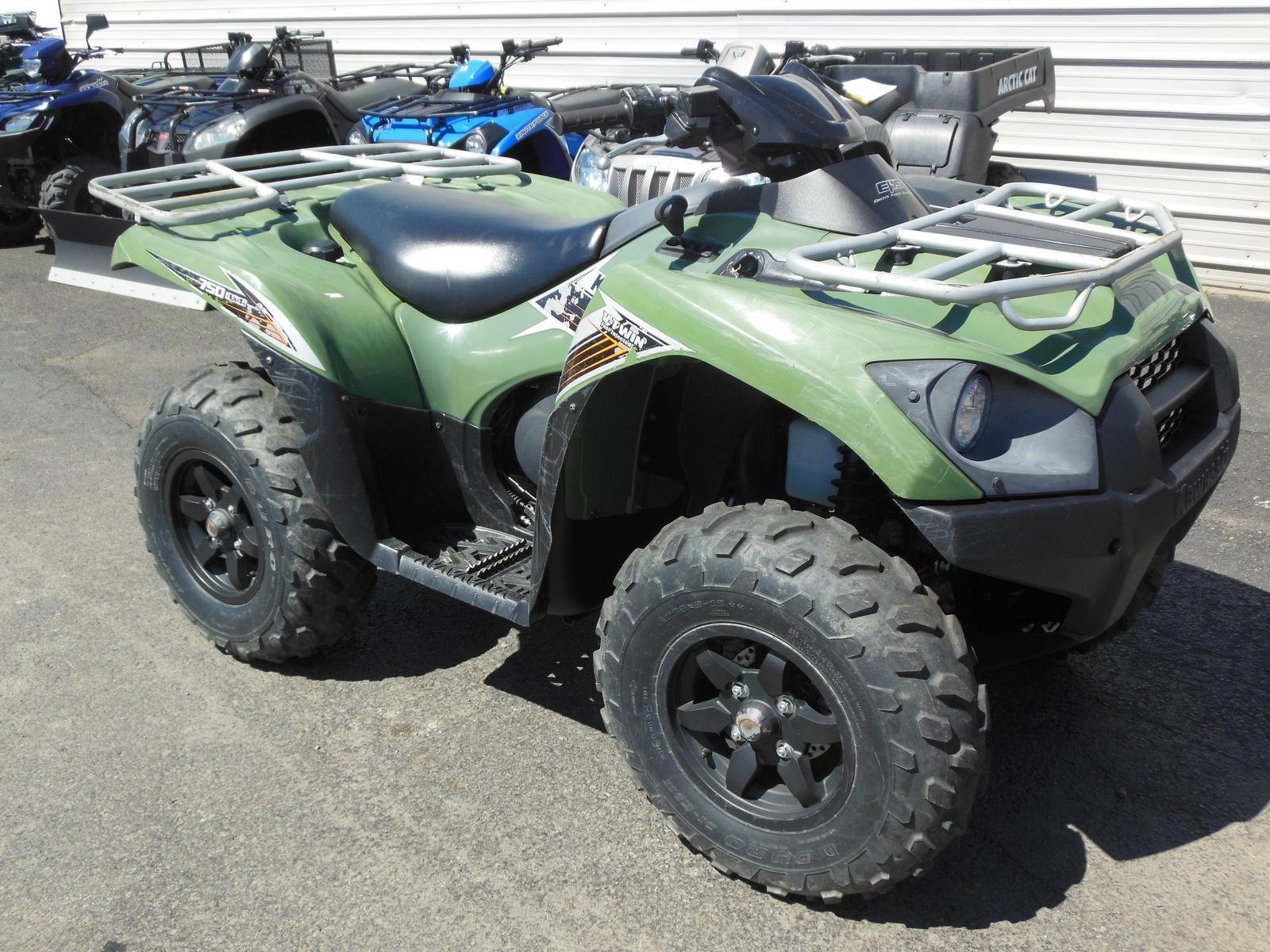 2012 Kawasaki Brute Force® 750 4x4i EPS for sale in Bridgeport, WV