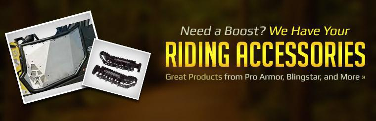 Click here to view great products from Pro Armor, Blingstar, and more.