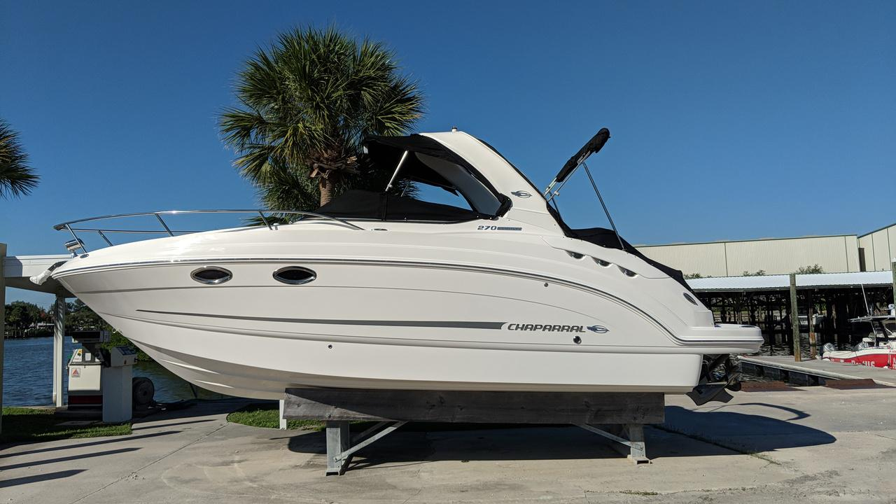 Inventory from Chaparral and Sea Ray Indian Springs Marina Largo, FL