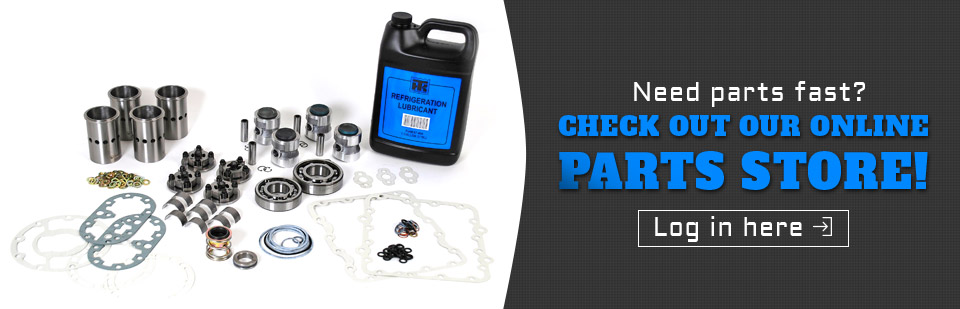 Check out our online parts store!