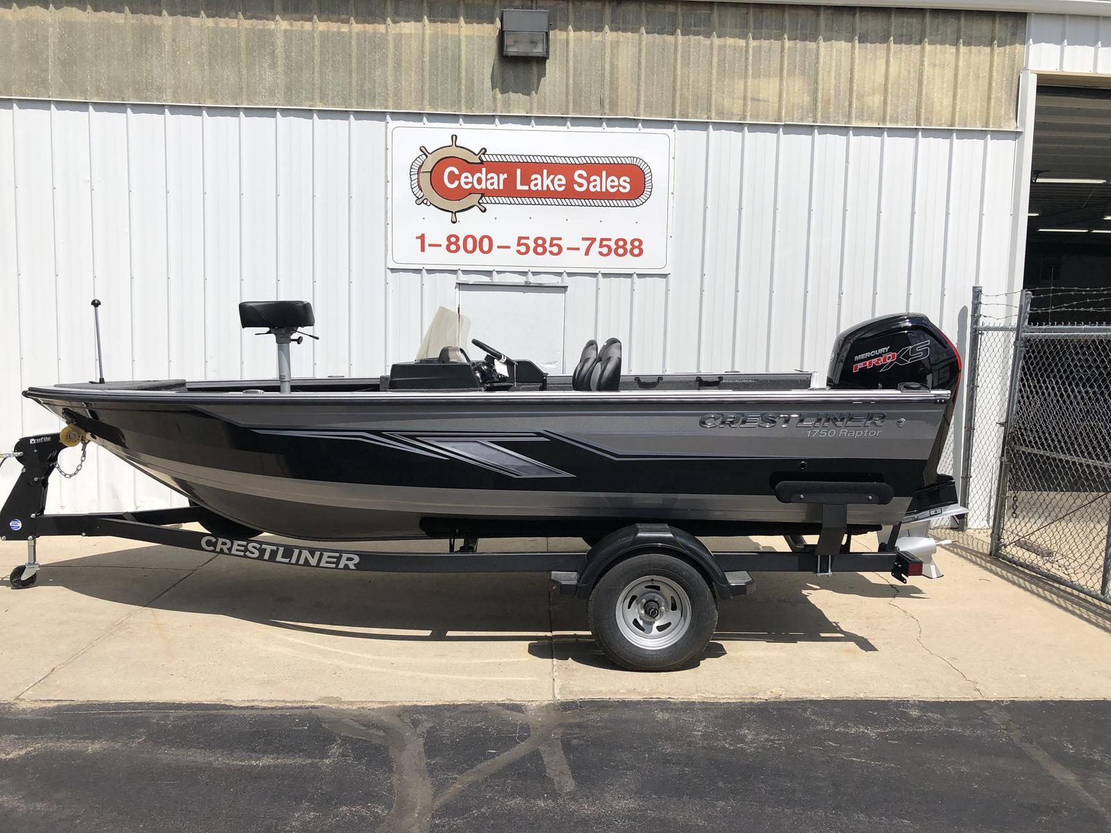 Inventory from Crestliner Cedar Lake Sales West Bend, WI