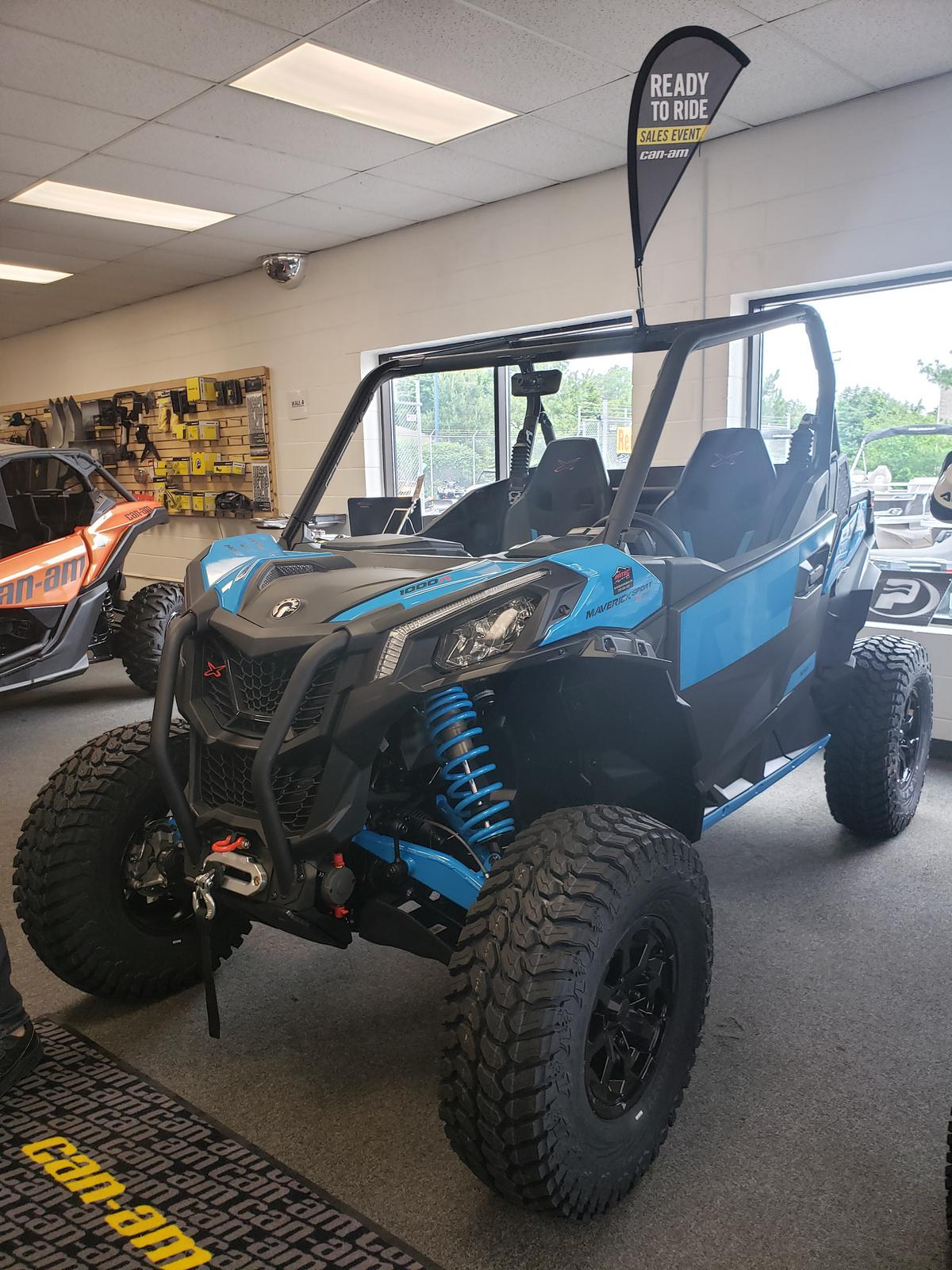 Can Am For Sale >> 2019 Can Am Maverick Sport X Rc 1000r