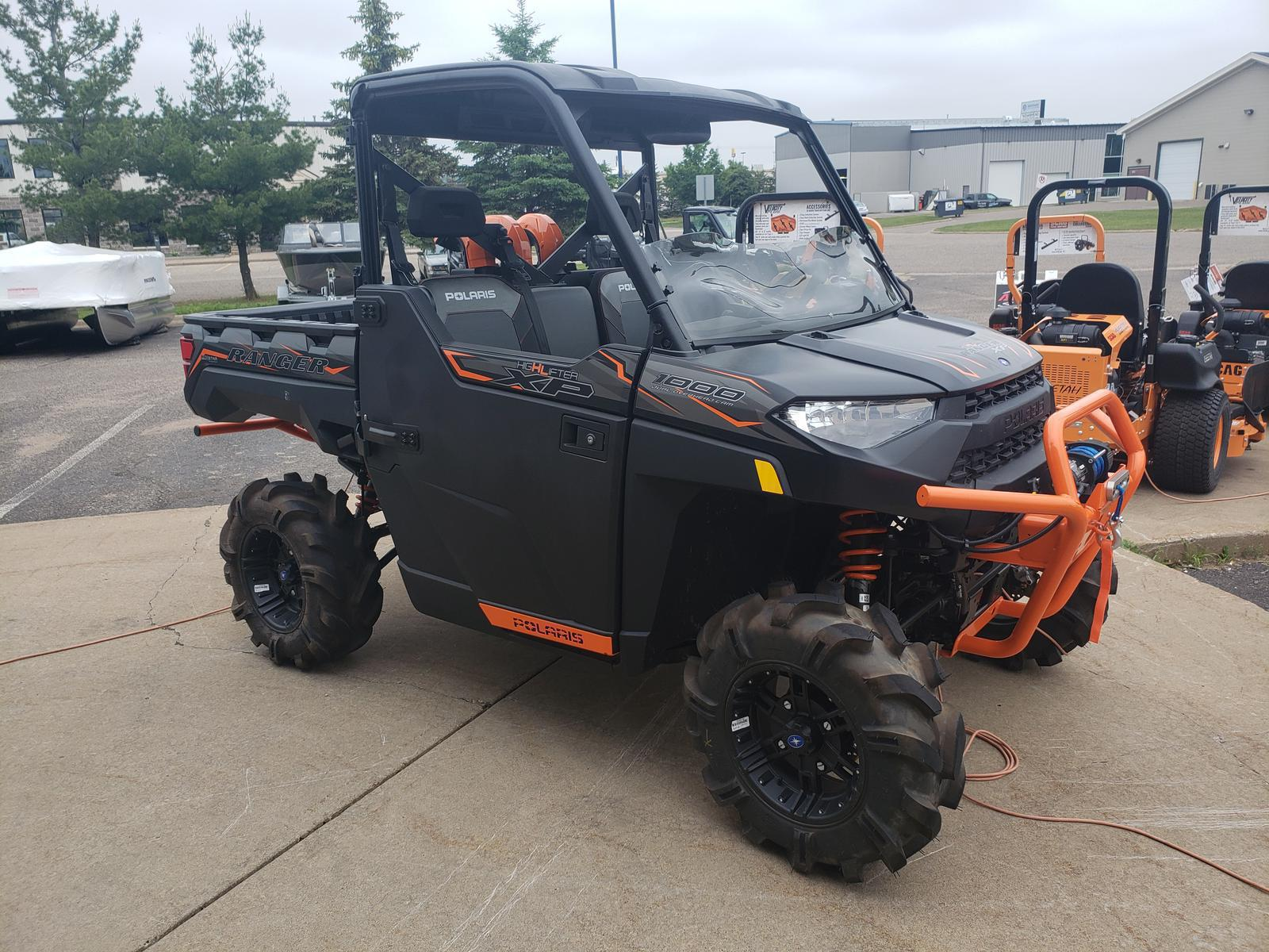 2019 Polaris Industries Ranger XP 1000 EPS High Lifter Edition