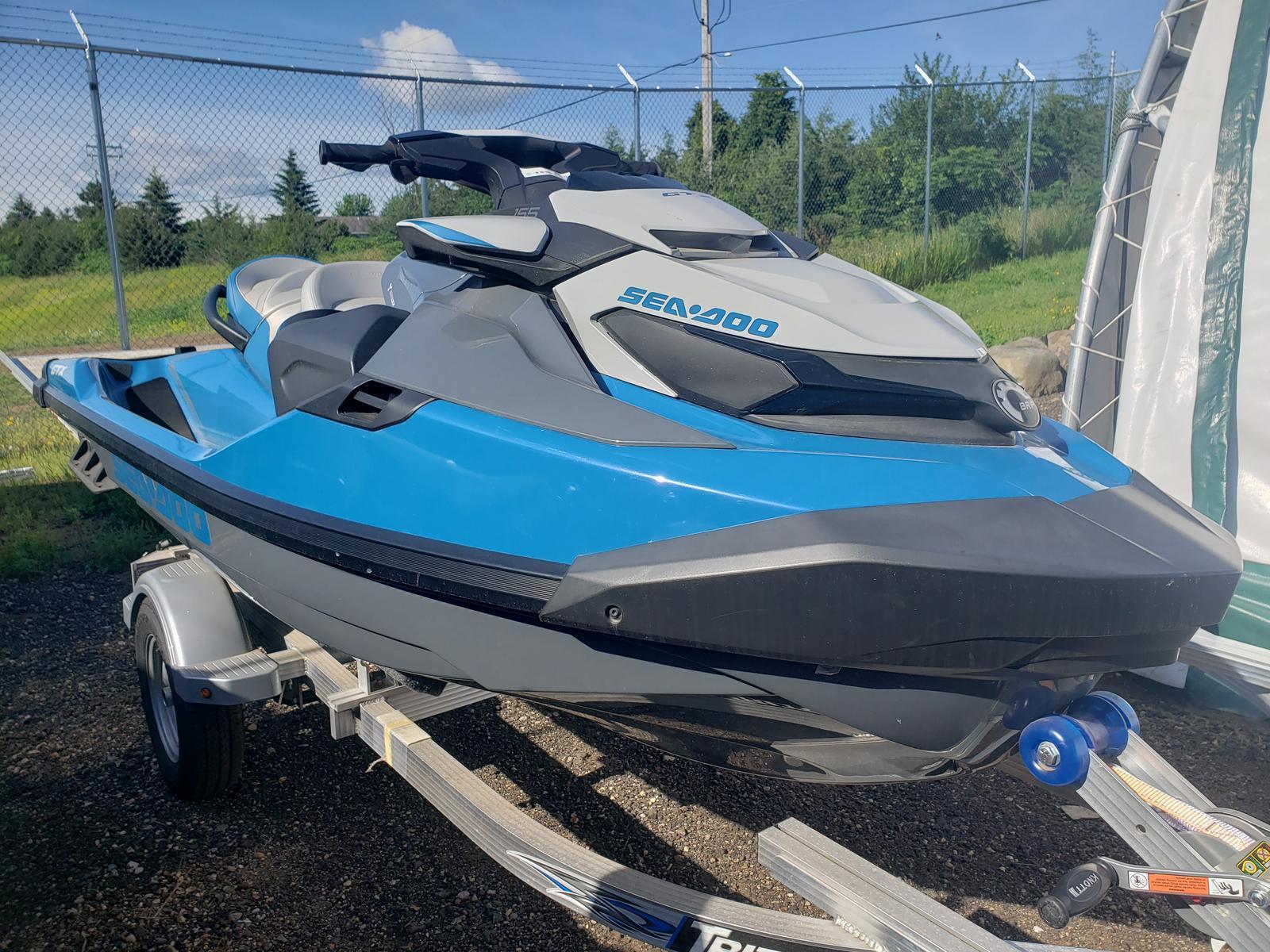 2018 Sea-Doo PW GTX 155