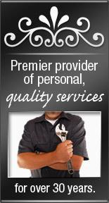 Premier provider of personal, quality services.