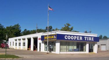 Cooper Tire - McPherson, KS Location
