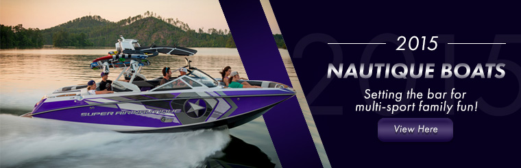 2015 Nautique Boats are Here!