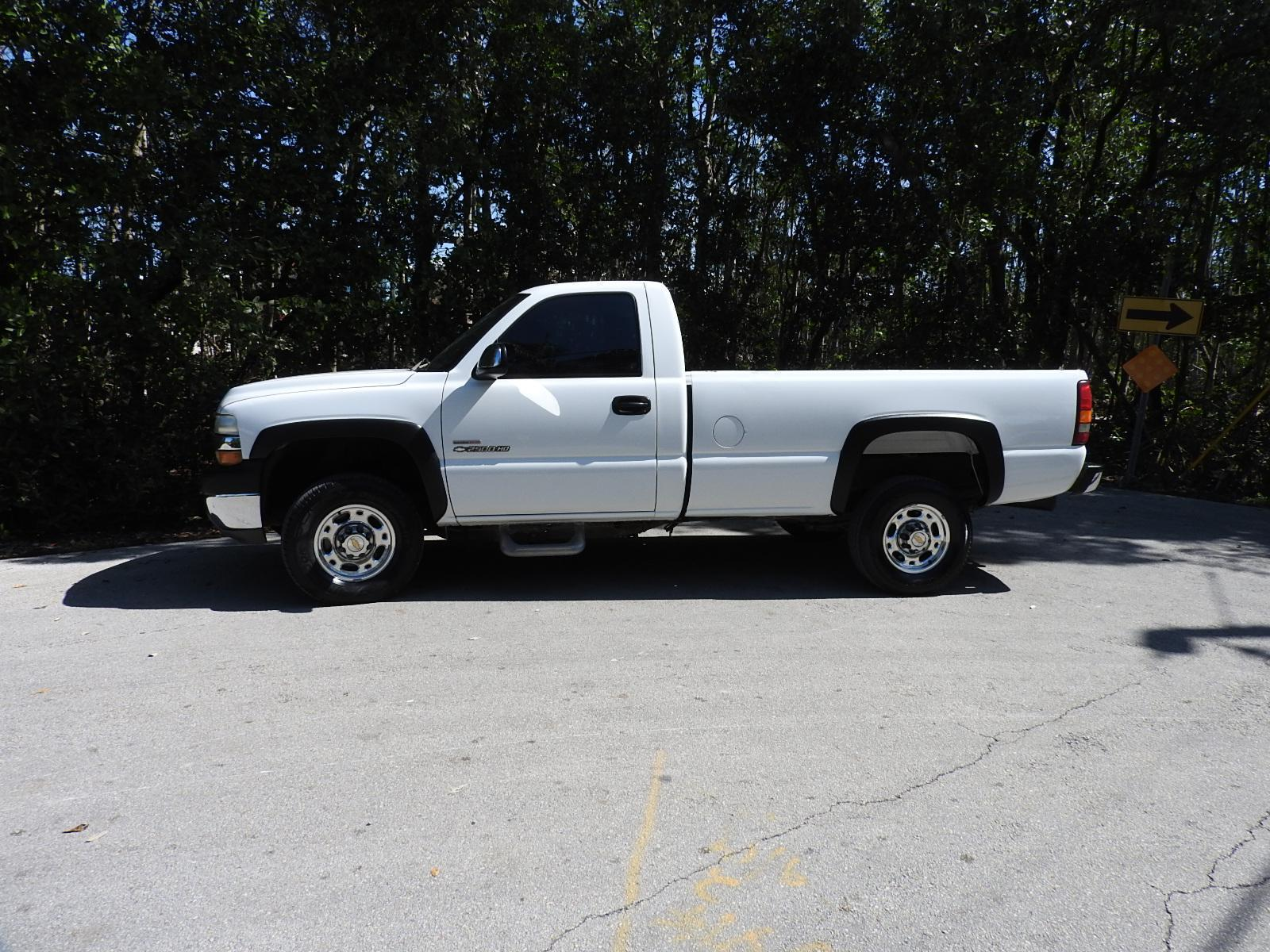 2002 Chevrolet 2500hd Duramax sel for sale in Key Largo FL