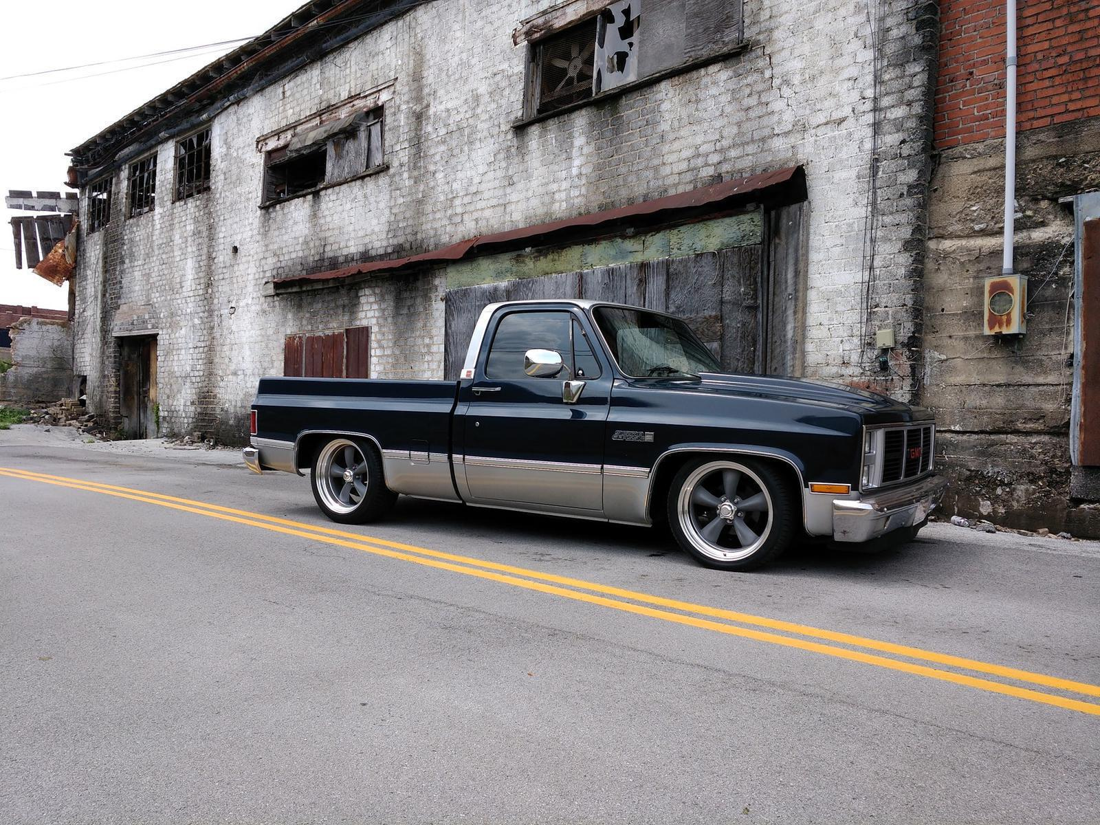 1982 GMC Sierra Classic C10 Fleetside for sale in Key Largo