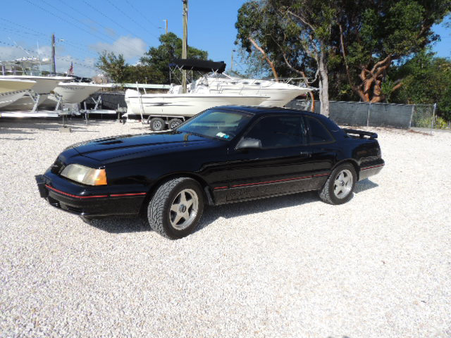 1988 Ford Thunderbird Turbo Coupe for sale in Key Largo FL