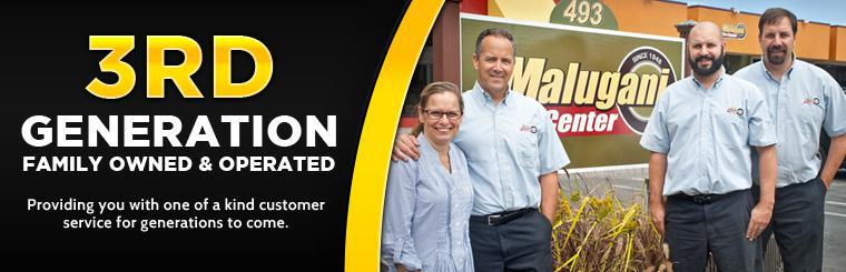 3rd generation family owned & operated: Providing you with one of a kind customer service for generations to come. Click here to learn more about us.