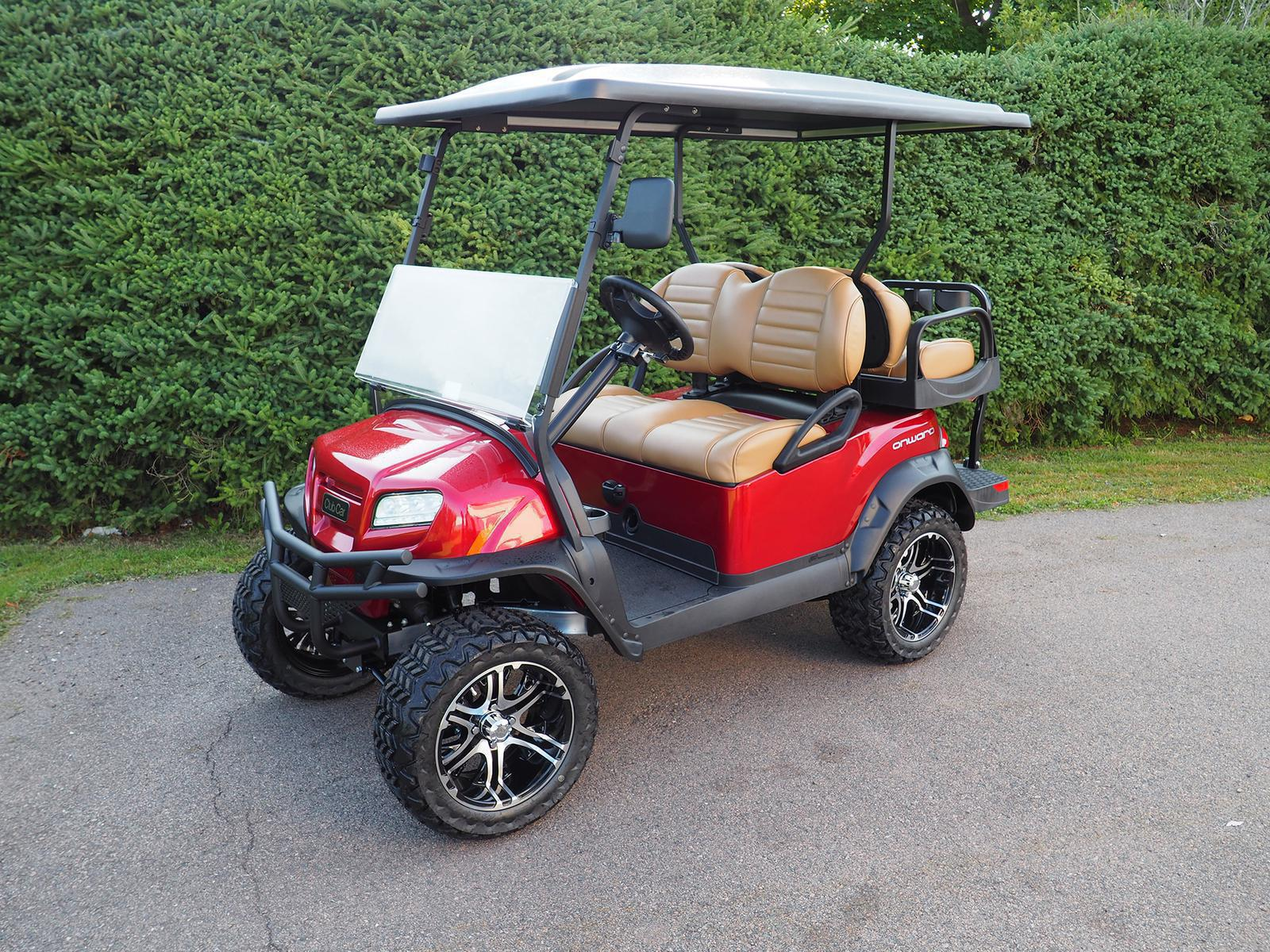 Inventory from BCS America, Club Car and NDS Veseys