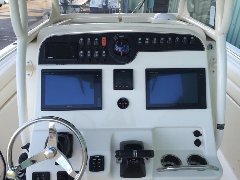 Caribee Customs - Marine Electronics Installations Caribee