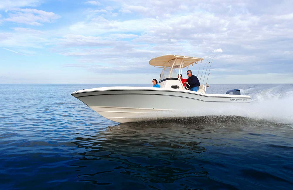 Shop Grady-White Boats today!