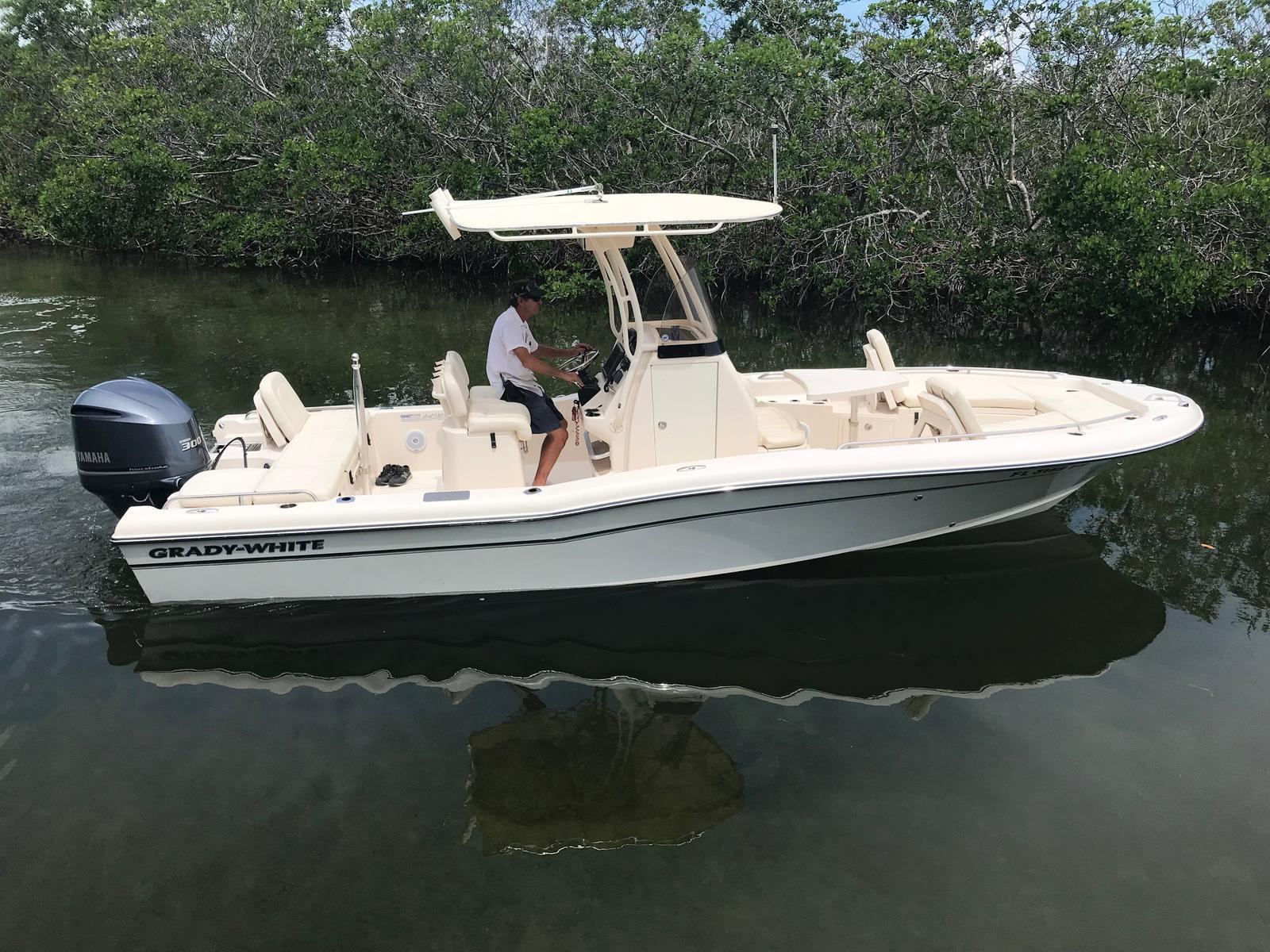 Inventory from Grady-White and Pathfinder Caribee Boat Sales
