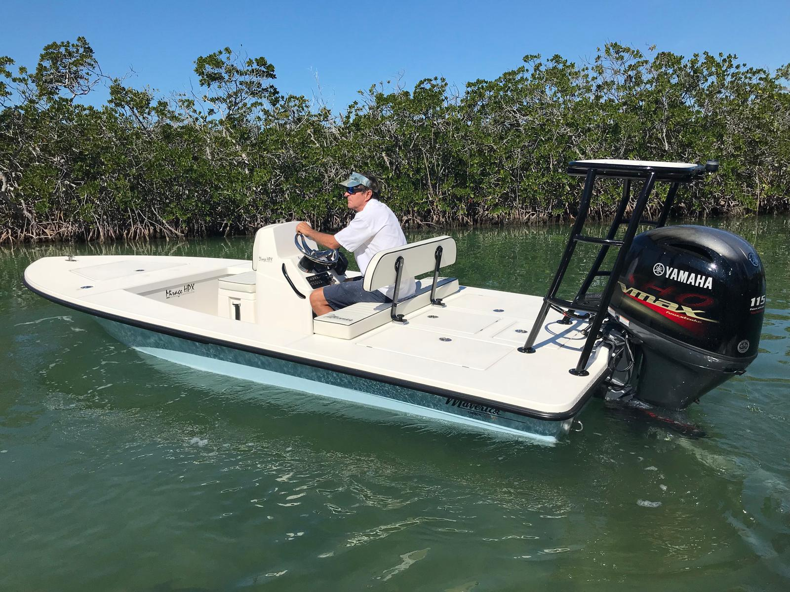 Inventory from Hewes and Maverick Caribee Boat Sales Islamorada, FL