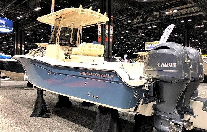 2019 Grady-White Fisherman 257 for sale in Sister Bay, WI  Beacon