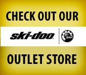 Check out our Ski-Doo outlet store.