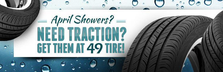 Click here to shop traction tires.
