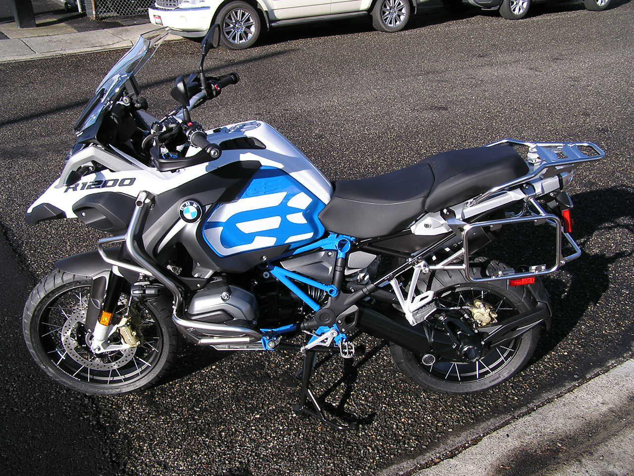 2018 Bmw R1200gs Adventure For Sale In Clarkston Wa Mac S Cycle