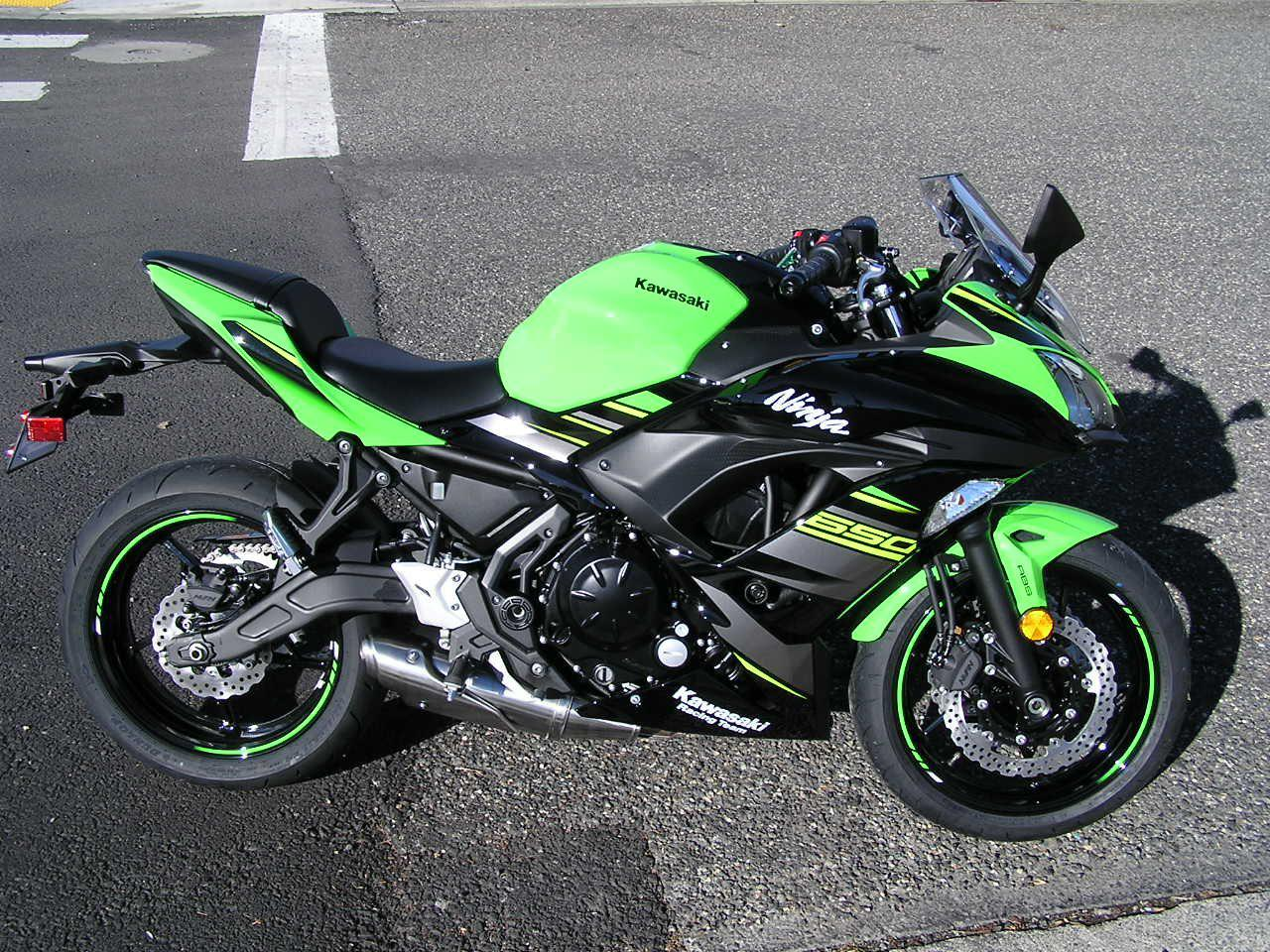 2018 Kawasaki NINJA 650 ABS KRT EDITION For Sale In Clarkston WA