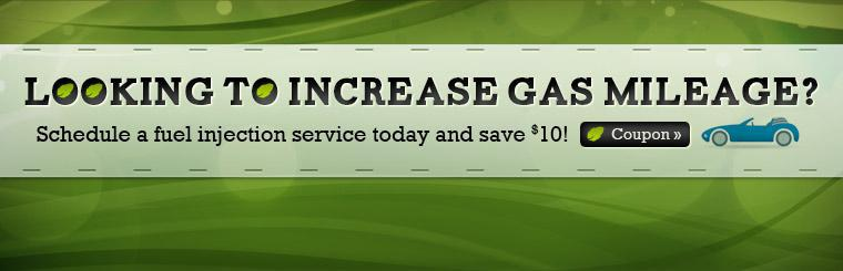 Click here schedule a fuel injection service and save $10 with this coupon.