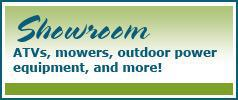 Showroom - ATVs, mowers, outdoor power equipment, and more!