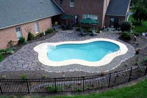 Inground Pools inground vinyl liner pools valley pools, inc. palmyra, pa (717