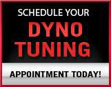 Schedule your dyno tuning appointment today!