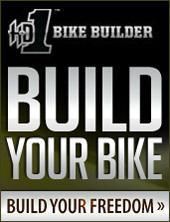 Build your bike. Build your freedom.