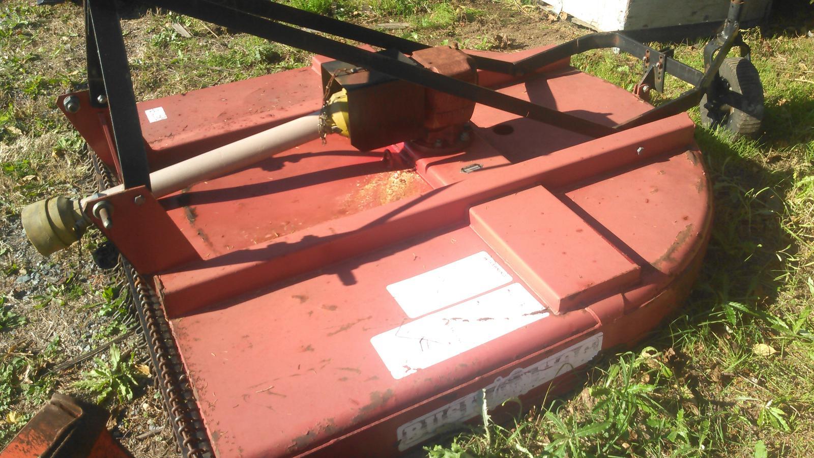 Bush Hog Bush Hog 286 For Sale In New Berlinville Pa Erb Henry