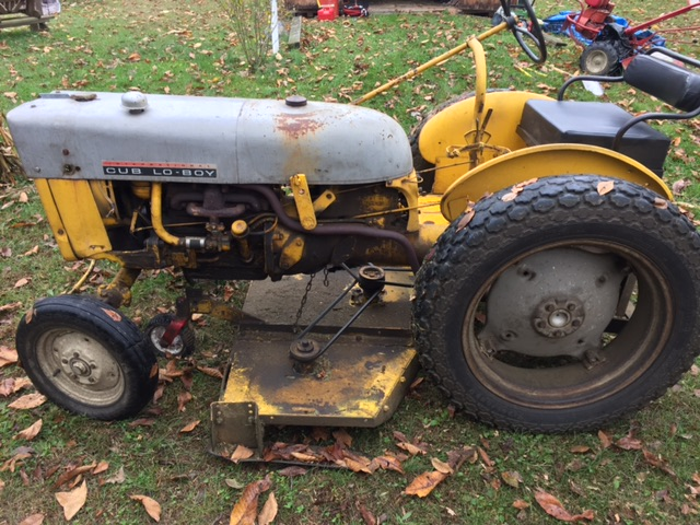 IH CUB LOBOY for sale in New Berlinville, PA  Erb & Henry