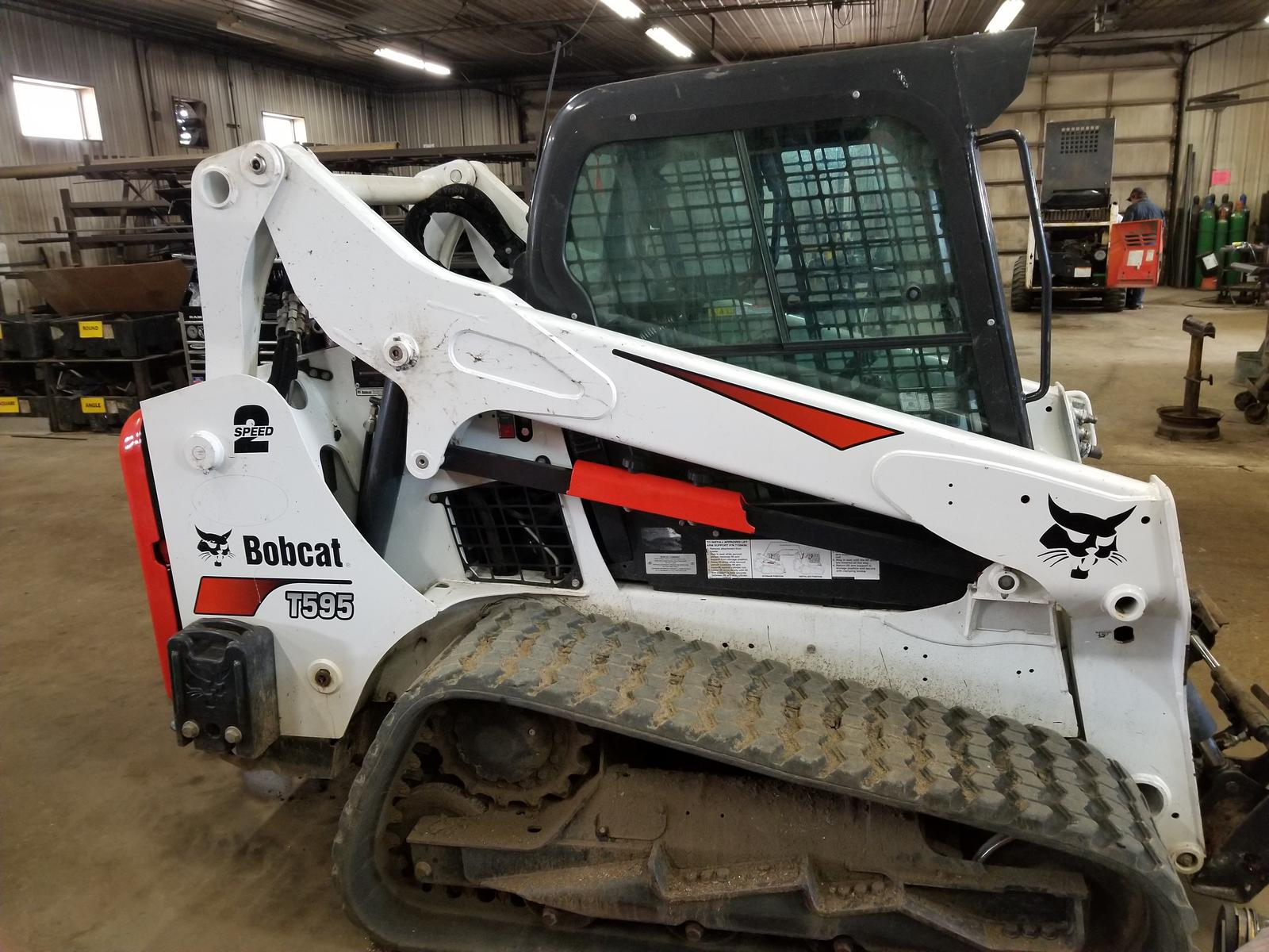 Inventory from Woods, Bobcat and Land Pride Swanson's Repair