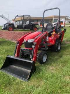 Massey Ferguson GC 1725 M for sale in Falls City, NE  Merz