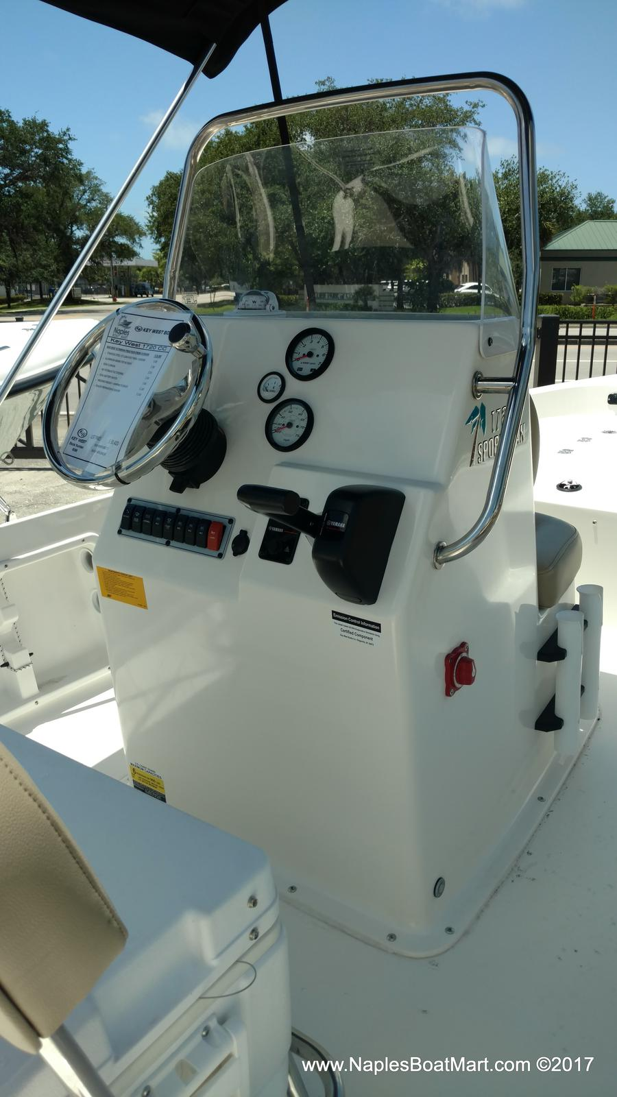 2020 Key West 1720 for sale in Naples, FL. Naples Boat ...
