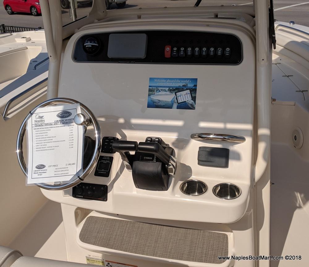 2019 Grady-White Fisherman 257 for sale in Naples, FL