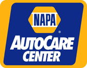 We are a Napa Auto Care Center