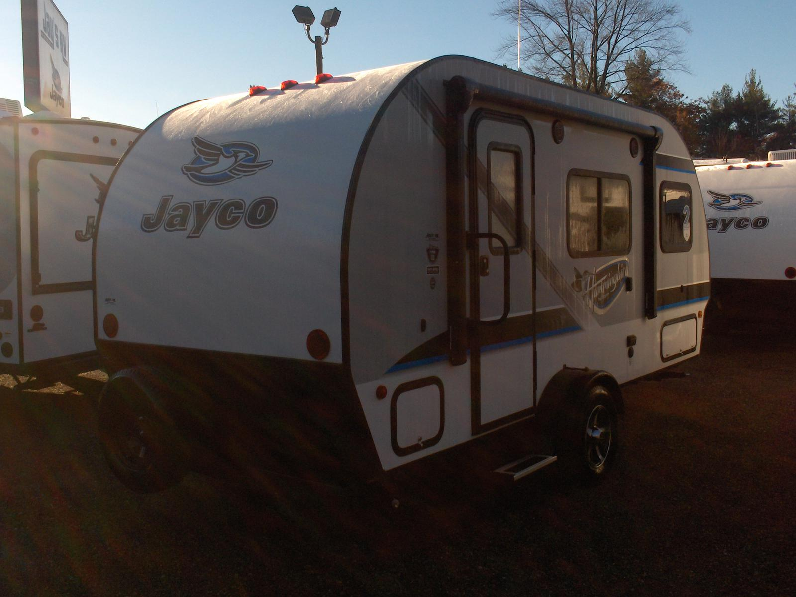 2017 hummingbird by jayco 17 rb for sale in east tawas, mi | jay's, Fish Finder
