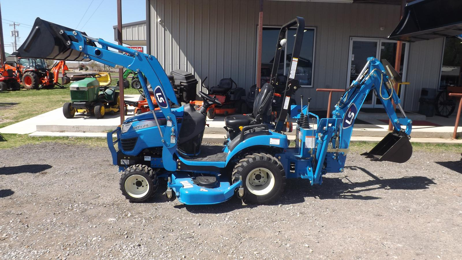 2018 LS Tractor MT125 for sale in Oklahoma City, OK  Wright Tractors