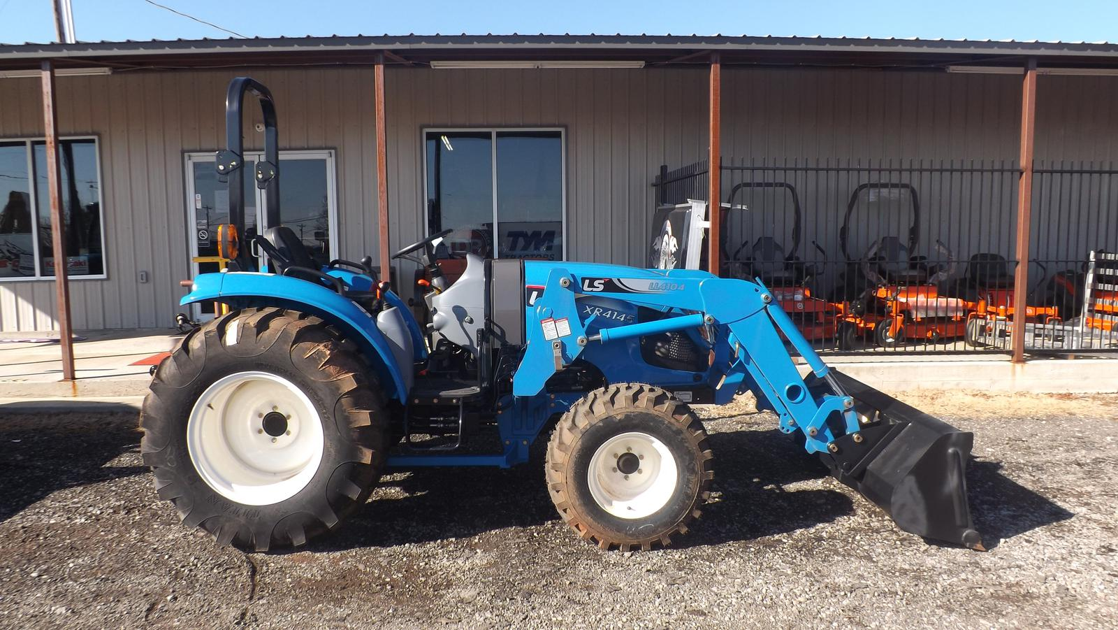 2018 LS Tractor XR4140 for sale in Oklahoma City, OK  Wright
