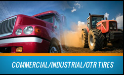 Commercial/Industrial/OTR Tires