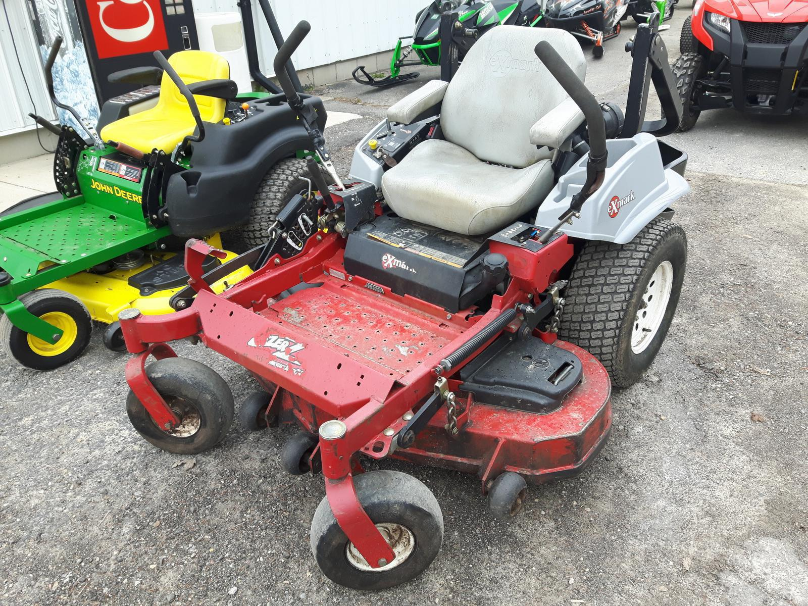 Inventory from Cub Cadet and Exmark B & K Tire & Battery